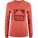 Klättermusen W's Eir LS Shirt Redwood